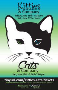 Kitties & Cats poster